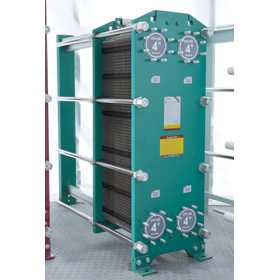 Gasketed Heat Exchanger